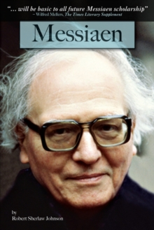 Messiaen, Paperback Book