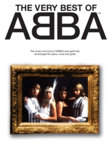 The Very Best of Abba, Paperback Book