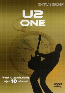 10-minute Teacher: U2 - One, DVD  DVD