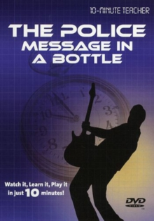 10-minute Teacher: The Police - Message in a Bottle, DVD  DVD