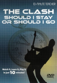 10-minute Teacher: The Clash - Should I Stay Or Should I Go?, DVD  DVD