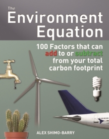 The Environment Equation, Paperback Book