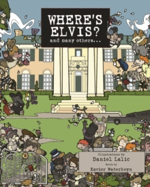 Where's Elvis?, Hardback Book