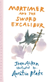 Mortimer and the Sword Excalibur, Paperback Book