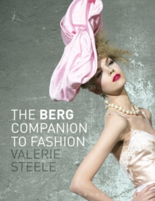 The Berg Companion to Fashion, Paperback Book