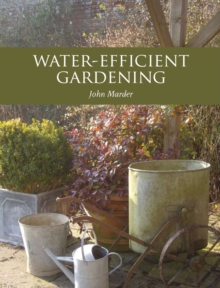 Water-Efficient Gardening, Paperback Book