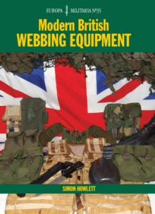 Modern British Webbing Equipment, Paperback Book