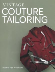 Vintage Couture Tailoring, Hardback Book