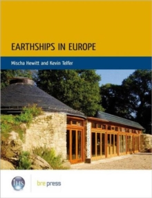 Earthships in Europe, Paperback Book
