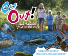 Get Out : Halcyon River Activity Book, Hardback Book