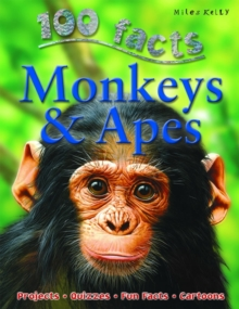 Monkeys and Apes, Paperback Book