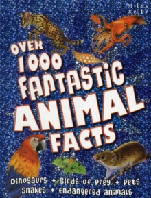 Over 1000 Fantastic Animal Facts, Paperback Book