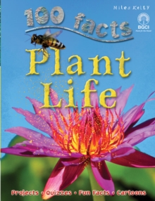 100 Facts Plant Life, Paperback Book