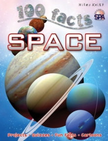 100 Facts Space, Paperback Book
