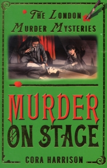 Murder on Stage, Paperback Book