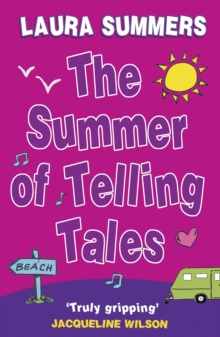 The Summer of Telling Tales, Paperback Book