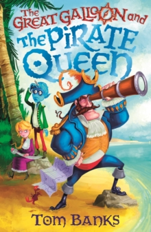 The Great Galloon and the Pirate Queen, Paperback Book