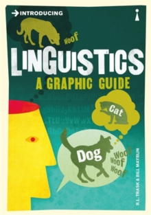 Introducing Linguistics : A Graphic Guide, Paperback Book