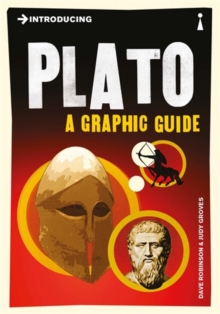 Introducing Plato : A Graphic Guide, Paperback Book