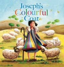 My First Bible Stories Old Testament: Joseph's Colourful Coat, Paperback Book