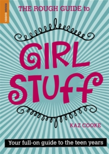 The Rough Guide To Girl Stuff, Paperback Book