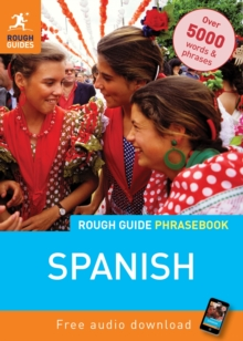Rough Guide Phrasebook: Spanish, Paperback Book