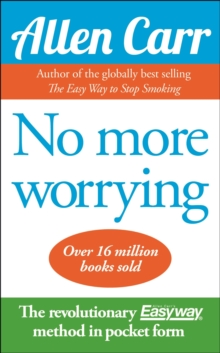 No More Worrying, Paperback Book