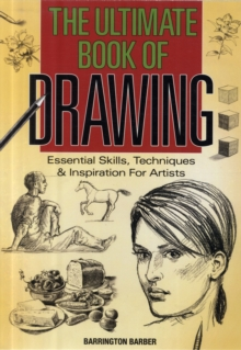 The Ultimate Book of Drawing, Paperback Book