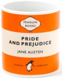 PENGUIN MUG PM007 PRIDE & PREJUDICE,  Book