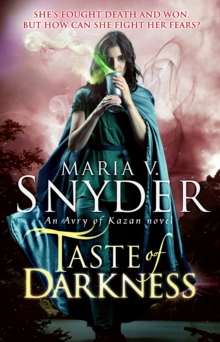 Taste of Darkness, Paperback Book