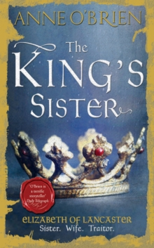 The King's Sister, Paperback Book