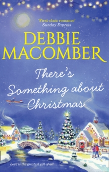 There's Something About Christmas, Paperback Book