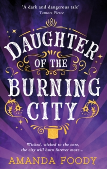 Daughter Of The Burning City, Paperback / softback Book