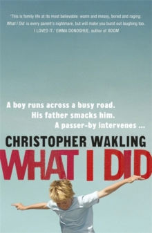 What I Did, Paperback Book