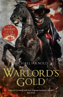 Warlord's Gold : Book 5 of the Civil War Chronicles, Hardback Book