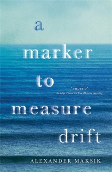 A Marker to Measure Drift, Hardback Book
