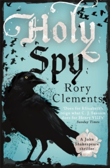 Holy Spy, Hardback Book