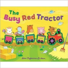 The Busy Red Tractor, Hardback Book