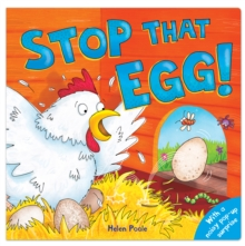 Stop That Egg!, Novelty book Book