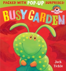 Busy Garden, Novelty book Book