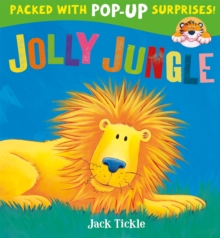 Jolly Jungle, Novelty book Book