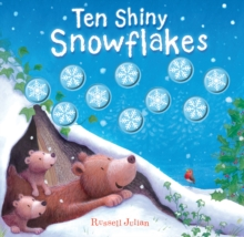 Ten Shiny Snowflakes, Novelty book Book