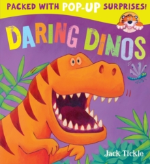 Daring Dinos, Novelty book Book