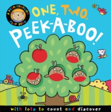 One, Two, Peek-a-Boo, Novelty book Book