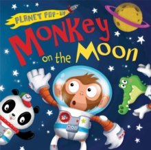 Monkey on the Moon, Novelty book Book