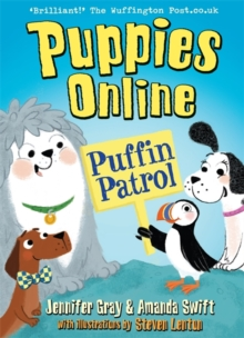 Puppies Online: Puffin Patrol, Paperback Book