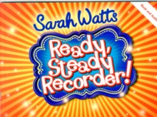 Ready, Steady Recorder!, Mixed media product Book