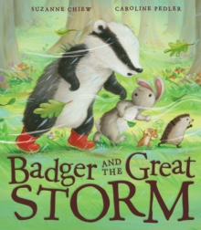 Badger and the Great Storm, Paperback Book