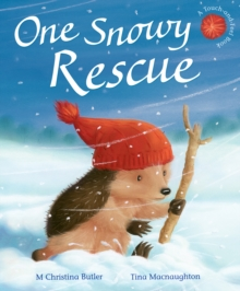 One Snowy Rescue, Hardback Book