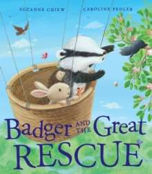 Badger and the Great Rescue, Paperback / softback Book